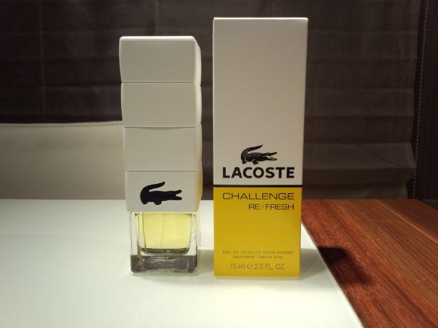 ラコステ 香水