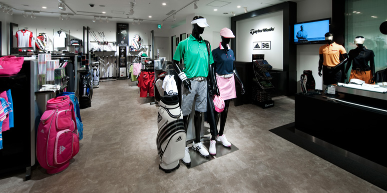 adidas golf shop